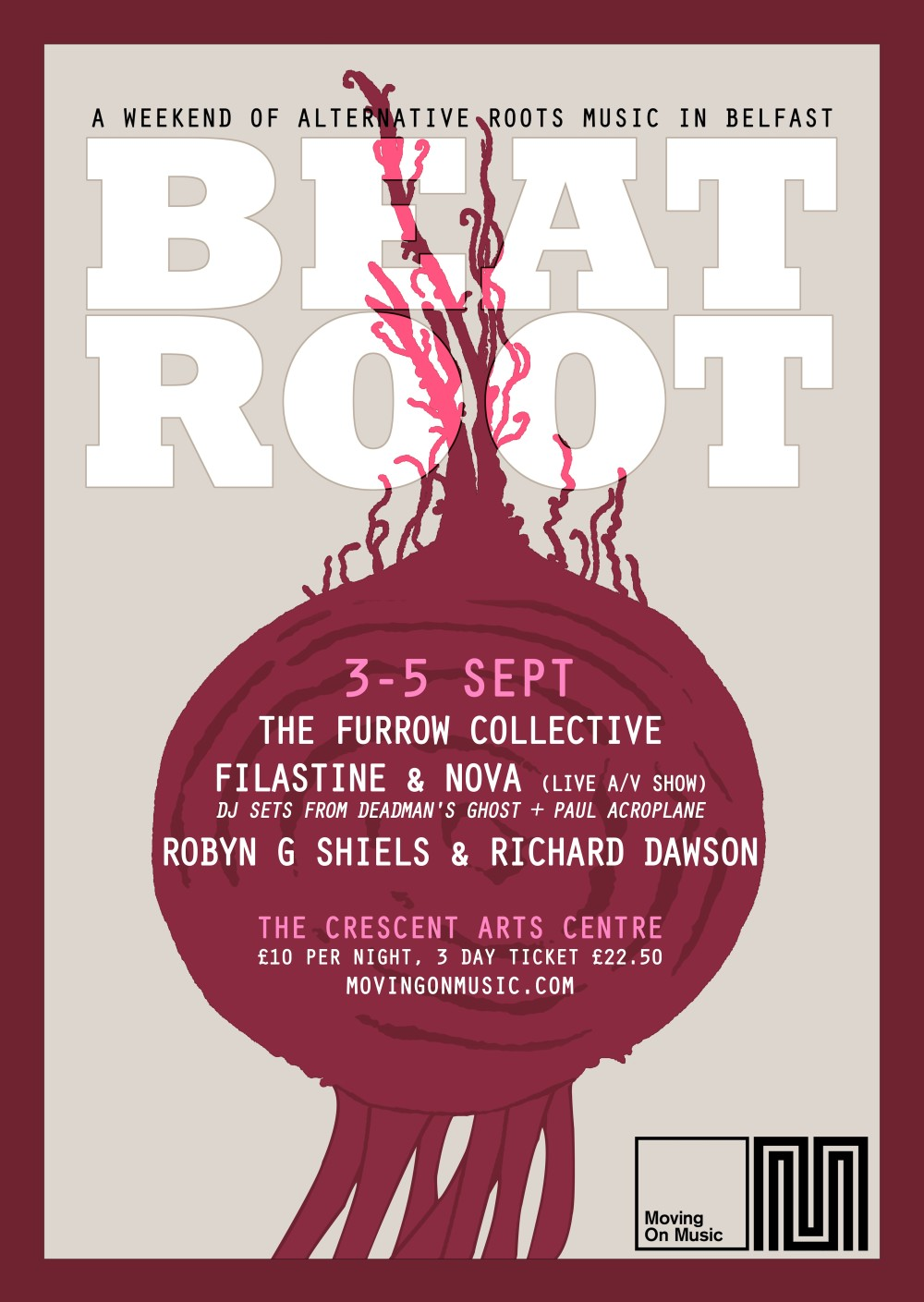 Beat Root poster copy