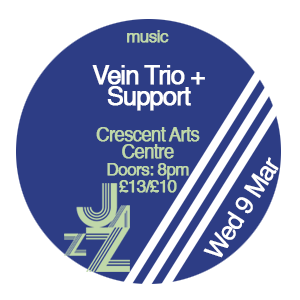 VEIN TRIO + SUPPORT