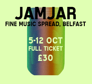JAMJAR – Full Ticket