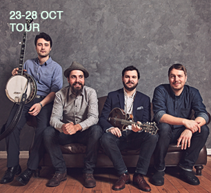 The Slocan Ramblers TOUR